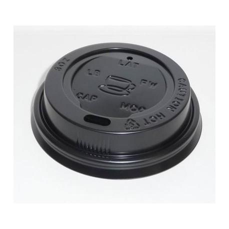 Couvercle noir gob carton 25, 30, 40 et 50 cl